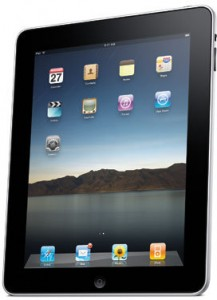 Apple iPad Tablet