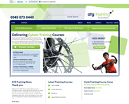 atg training new site