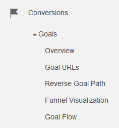Conversions analytics
